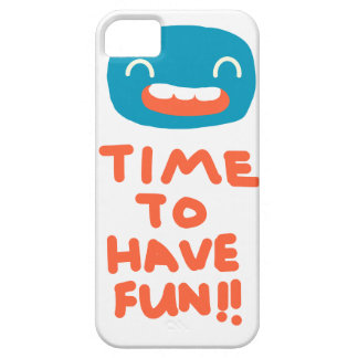 Time to have fun! iPhone 5 cases