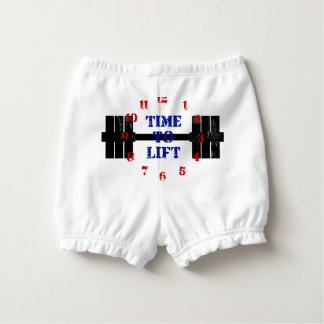 Time To Lift Nappy Cover