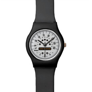 Time To Motor Mini Cooper Watch! Watch