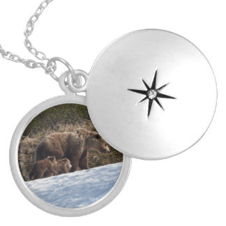 Time to Move On Locket Necklace