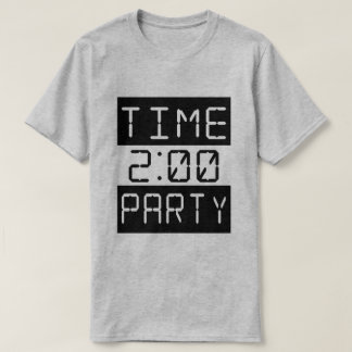 Time to Party T-Shirt