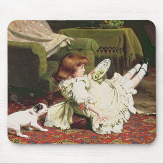 Time to Play, 1886 Mouse Pad