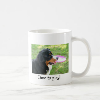Time to Play Coffee Mug