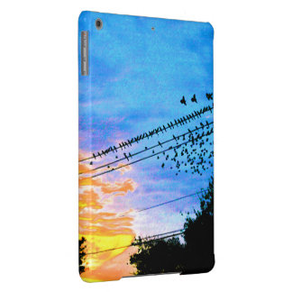 Time to Reflect iPad Air Cover