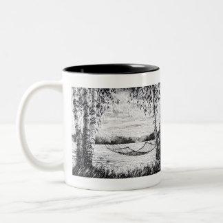 Time to relax - BW mug