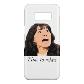 'Time to relax' smart phone case