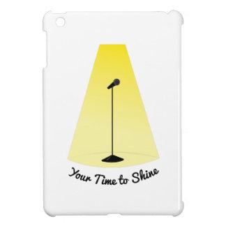Time To Shine iPad Mini Case