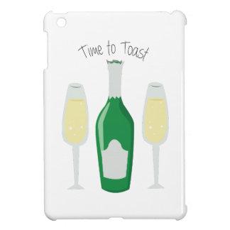 Time To Toast iPad Mini Cover