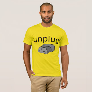 Time to Unplug T-Shirt