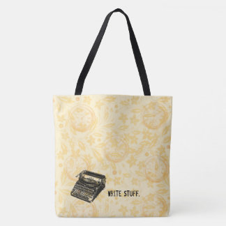 Time to Write Stuff Tote Bag