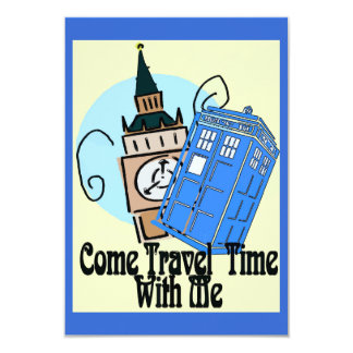 Time Travel Card