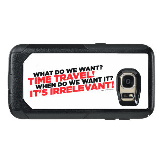 Time Travel OtterBox Samsung Galaxy S7 Case