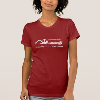 Time Travel Women's T-Shirt