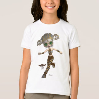 Time Traveler - Girls' T-Shirt
