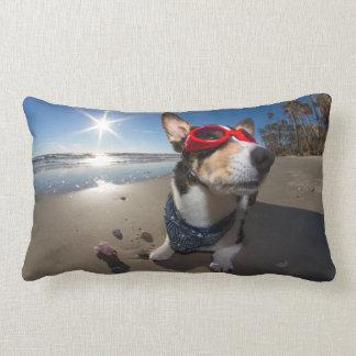 Time Traveler Lumbar Pillow