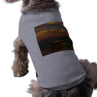 Time Travelers' Journal by cricketdiane Sleeveless Dog Shirt