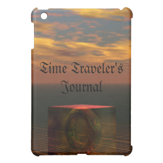 Time Travelers' Journal by cricketdiane iPad Mini Cover