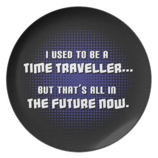 Time Traveller Plates