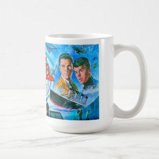 Time tunnel coffee mug