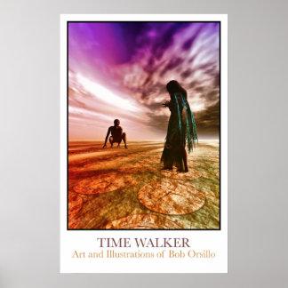 Time Walker Print