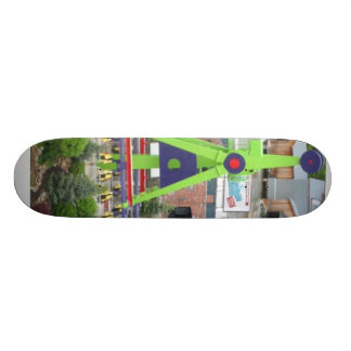 time warp and blizzerd river Six flags New england Skate Board Decks