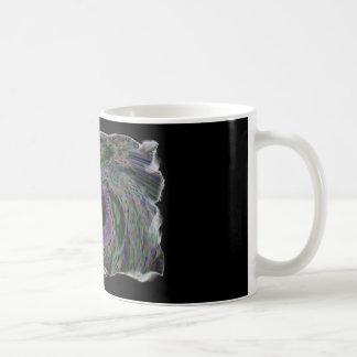 TIME WARP BLACK HOLE SPECKLED GARDEN PHOTO IMAGE COFFEE MUG
