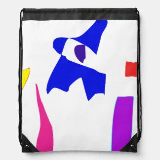 Time Will Tell Drawstring Bag