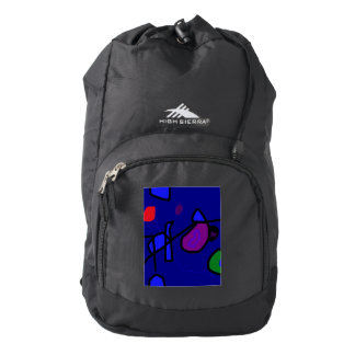 Time Will Tell You Backpack