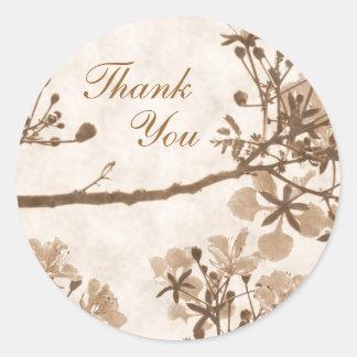 Timeless Bliss - Thank You Sticker