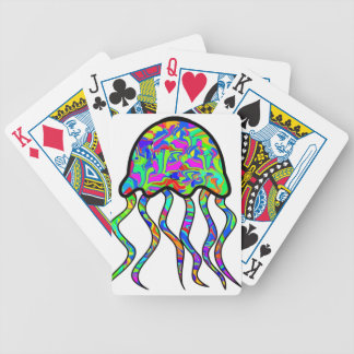 Timeless Drift Bicycle Playing Cards