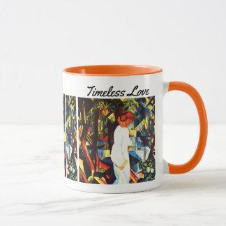 Timeless Love. Fine Art Valentine's Day Gift Mugs