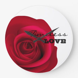 Timeless Love Valentine s Day Gift Wall Clock Clocks