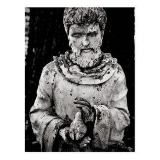 Timeless Monk Postcard