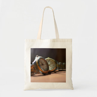 """""""Timely"""" Tote Bag"""