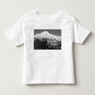 Timerline Lodge and Mt. Hood Photograph Toddler T-Shirt