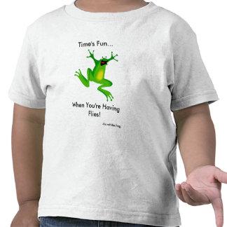 Time's Fun When you're having flies! Shirt