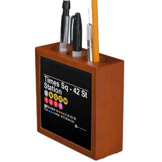 Times Square - 42 Street Desk Organiser