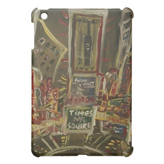 TIMES SQUARE CRACKED CASE FOR THE iPad MINI