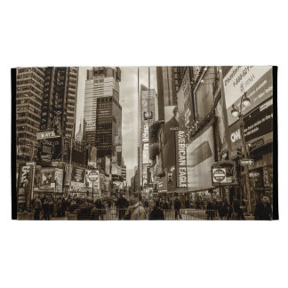 Times Square, New York City Photo iPad Case