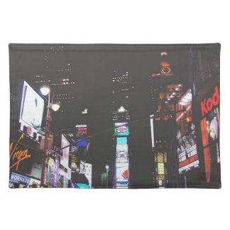 Times Square New York City Placemat