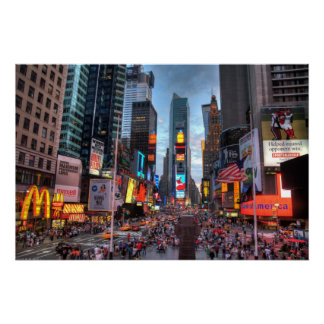Times Square-New York Print