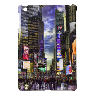 Times Square Photo in HDR iPad Mini Covers