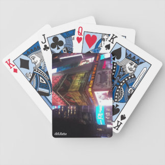 Times Square Playing Cards