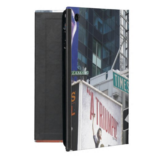 Times Square Signs Covers For iPad Mini