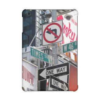 Times Square Signs iPad Mini Retina Covers
