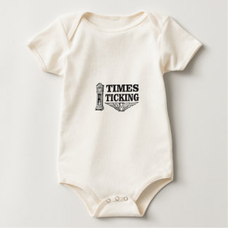 times ticking ttt baby bodysuit