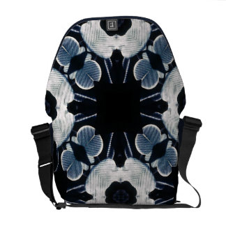 Timid Blossoms Courier Bag