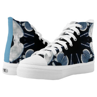 Timid Blossoms High Tops