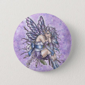 Timidity Fairy Button