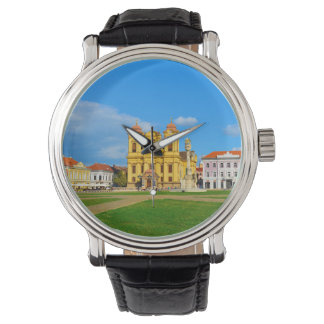 Timisoara dome landmark architecture travel touris watch